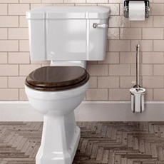 WC & Bidet Serie Burlington